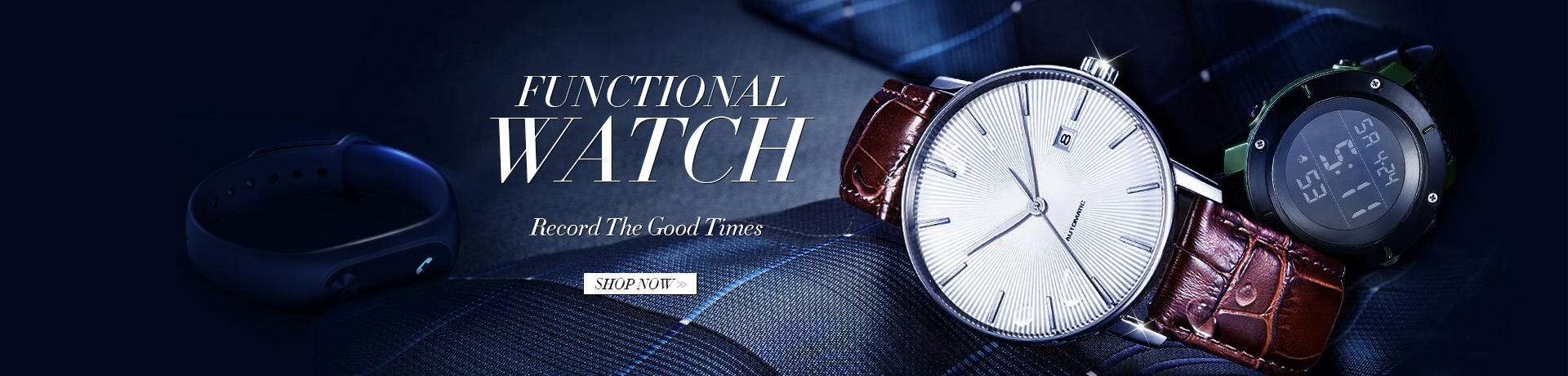 Functional Watch